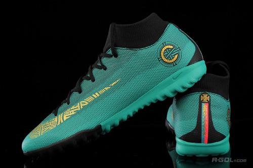 zapatillas nike mercurial superflyx 6 academy cr7 tf oferta