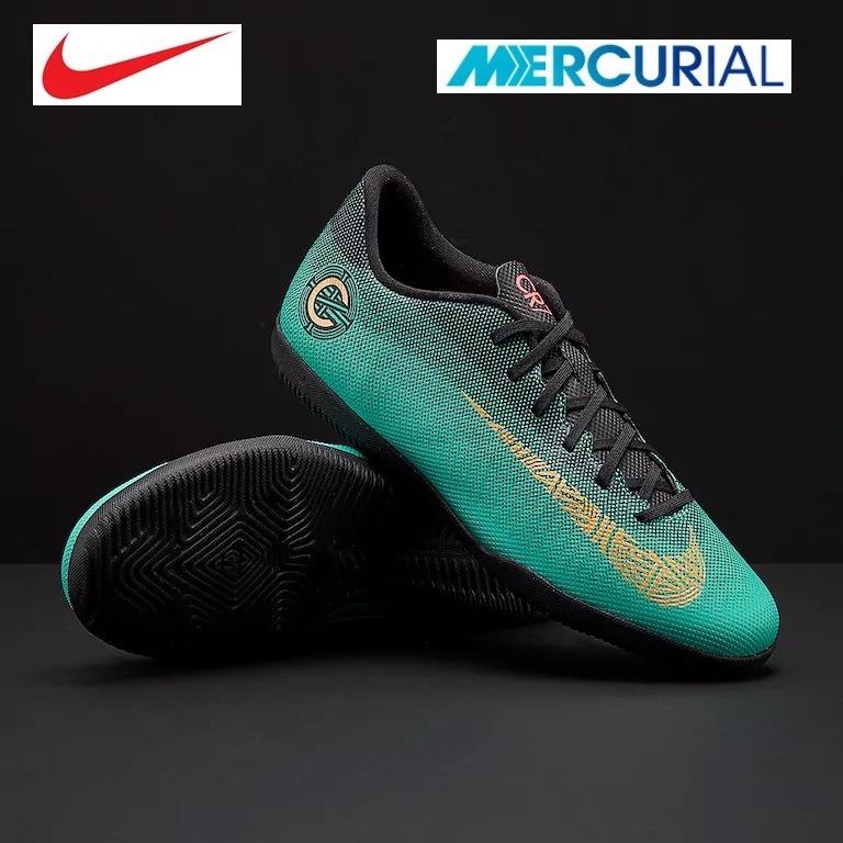 05e6c2da26aa2 Zapatillas Nike Mercurial Vapor X Cr7 Para Losa Nuevas - S  400