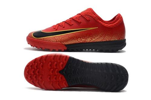 zapatillas nike mercurial vaporx vii pro cr7 tf39-45