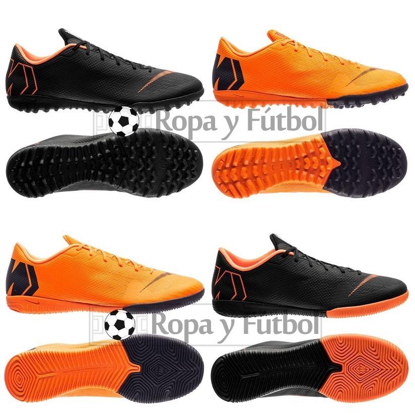 e032b515b Zapatillas Nike Mercurial Vaporx Xii Academy - 100% Original - S ...