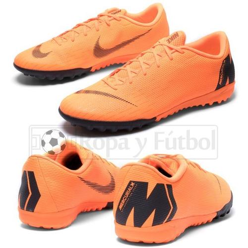 zapatillas nike mercurial vaporx xii academy-100% originales