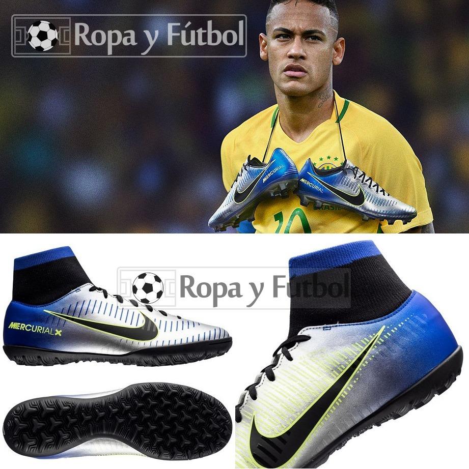 a26efc57df15c Zapatillas Nike Mercurial Victory Neymar Puro Fenómeno 2018 - S  399 ...
