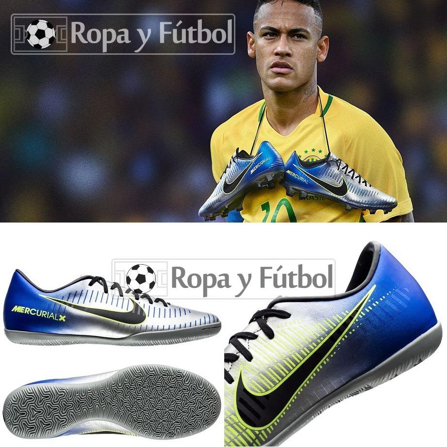 53f395f55c13f Zapatillas Nike Mercurial Victory Neymar Puro Fenómeno 2018! - S  369