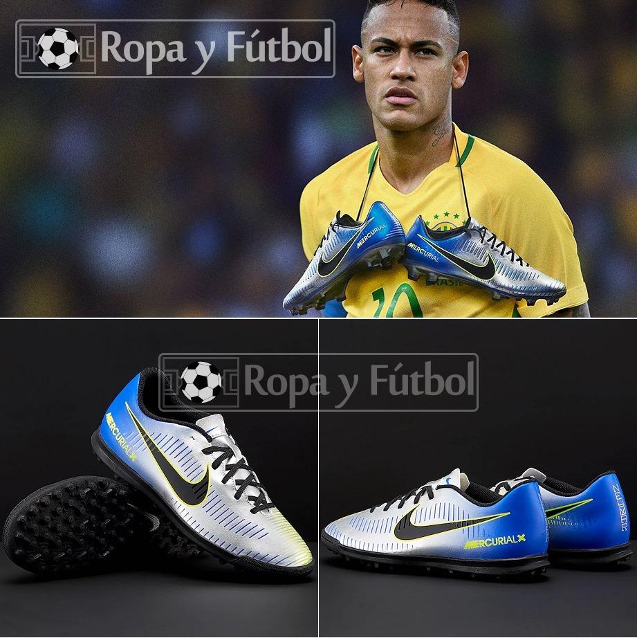 1bbbd49f833cb Zapatillas Nike Mercurial Vortex Neymar Puro Fenómeno 2018!! - S  329