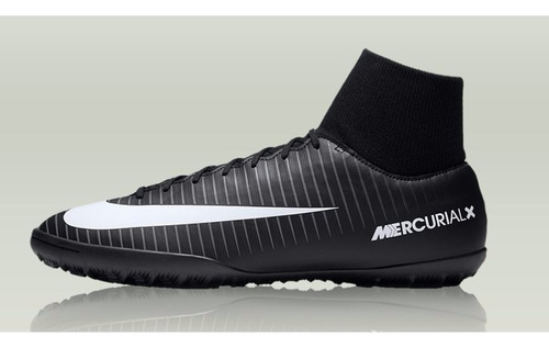 zapatillas nike mercurial x bota tf futbol - new