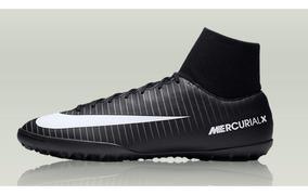 apariencia elegante zapatos elegantes ahorre hasta 60% Zapatillas Nike Mercurial X Bota Tf Futbol - New