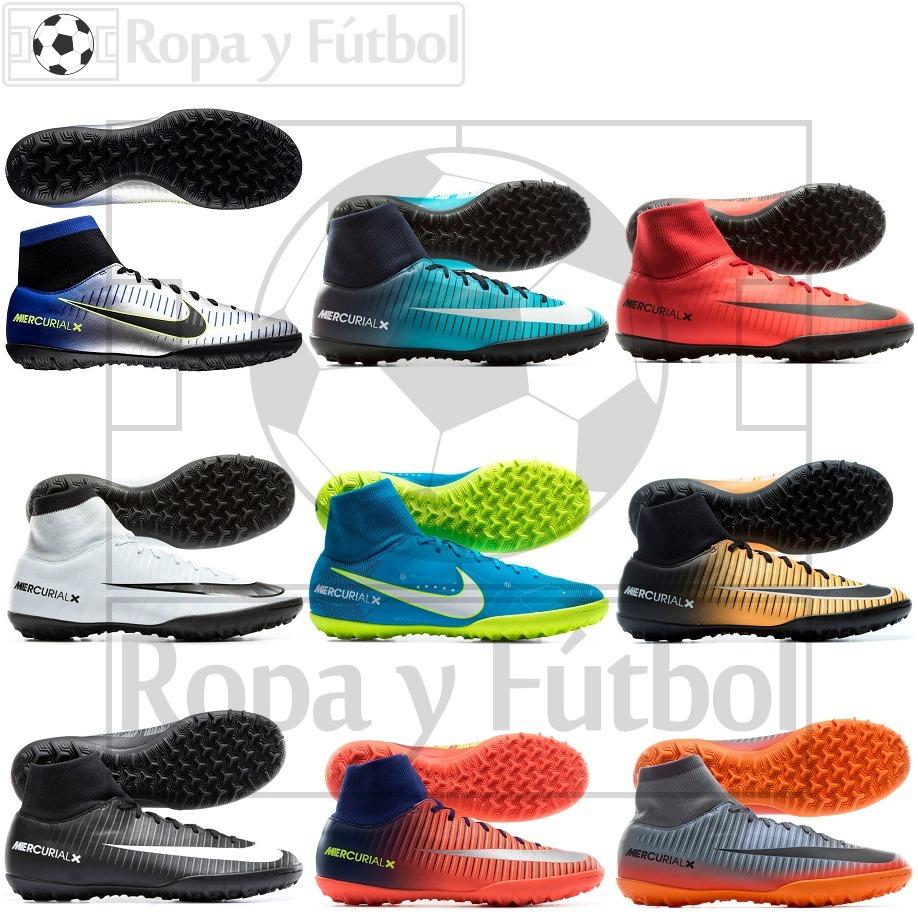 Zapatillas Nike Mercurial X Victory Vi - 100% Originales !!! - S ... 99b1e7dd1d074