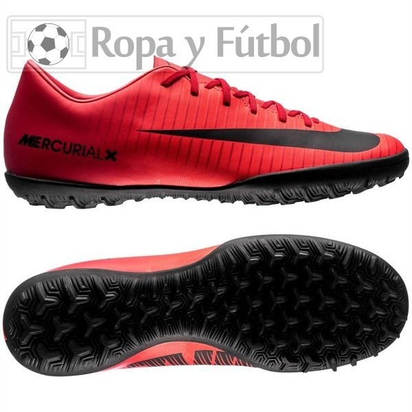 a539a1aa89b33 Zapatillas Nike Mercurial X Victory Vl - 100% Originales !!! - S  349
