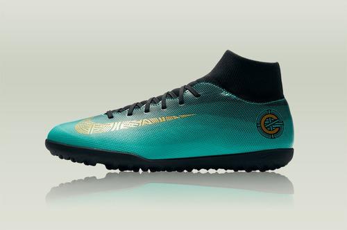 zapatillas nike mercurialx superfly 6 club cr7 tf oferta