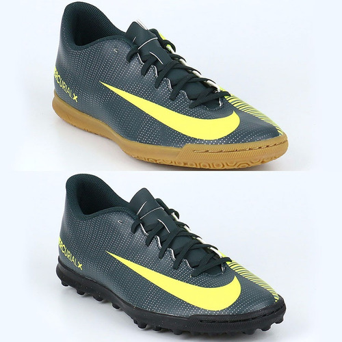 zapatillas nike mercurialx vortex cr7 fulbito grass ndph