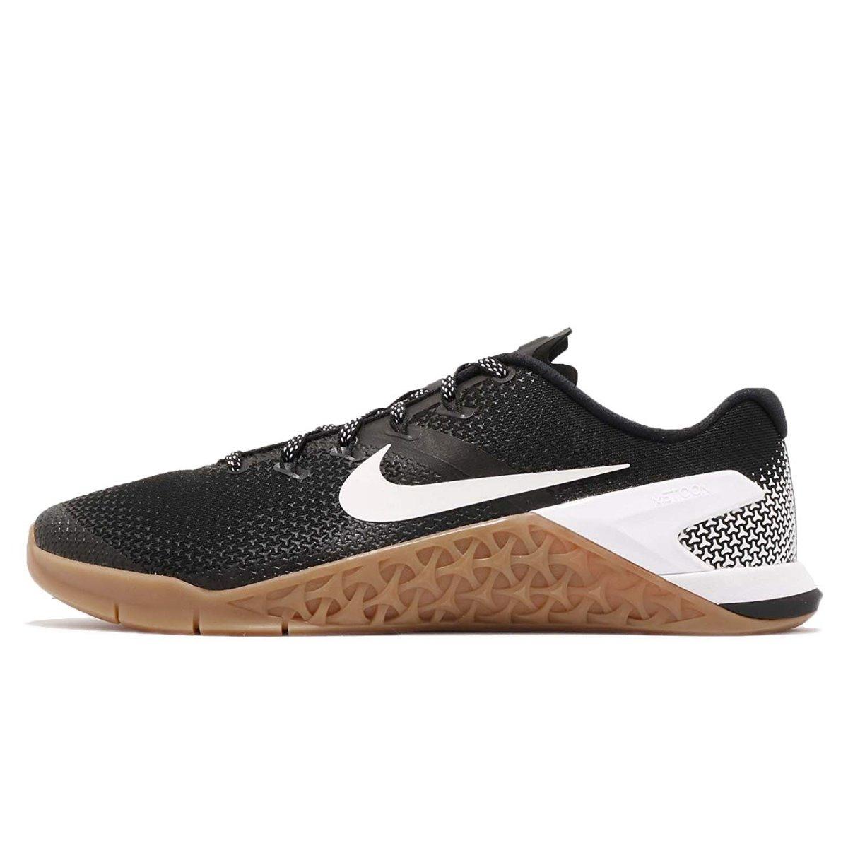 Zapatillas Nike Metcon 4 Hombre Negro Crossfit Exclusivo
