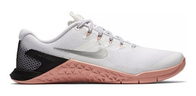 Zapatillas Nike Metcon 4 Mujer Crossfit Training C Envio