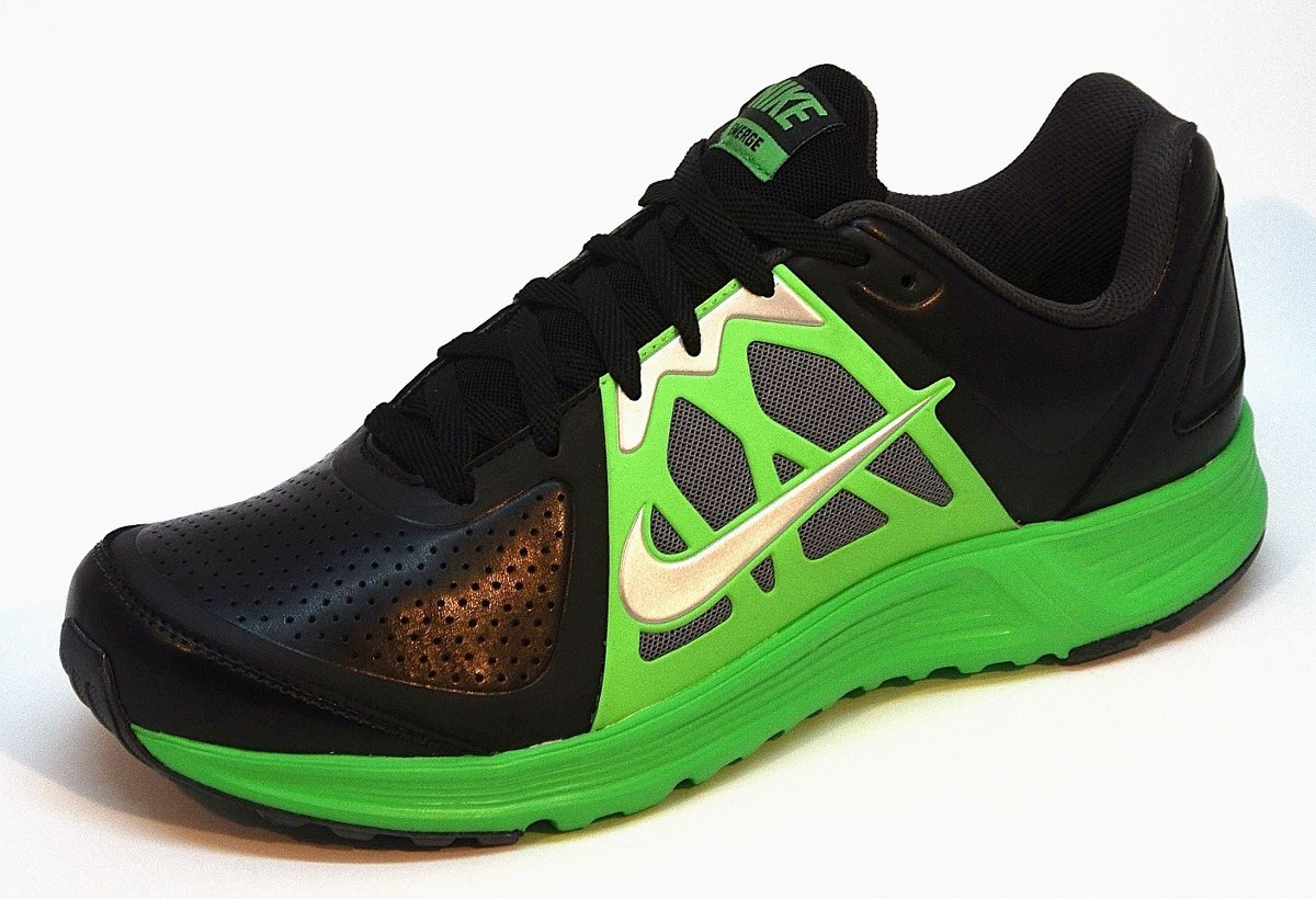 best website be6e6 305e3 zapatillas nike modelo running emerge sl negroverde. Cargando zoom.