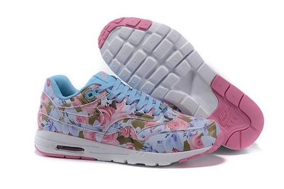 zapatillas nike air max mujer floreadas