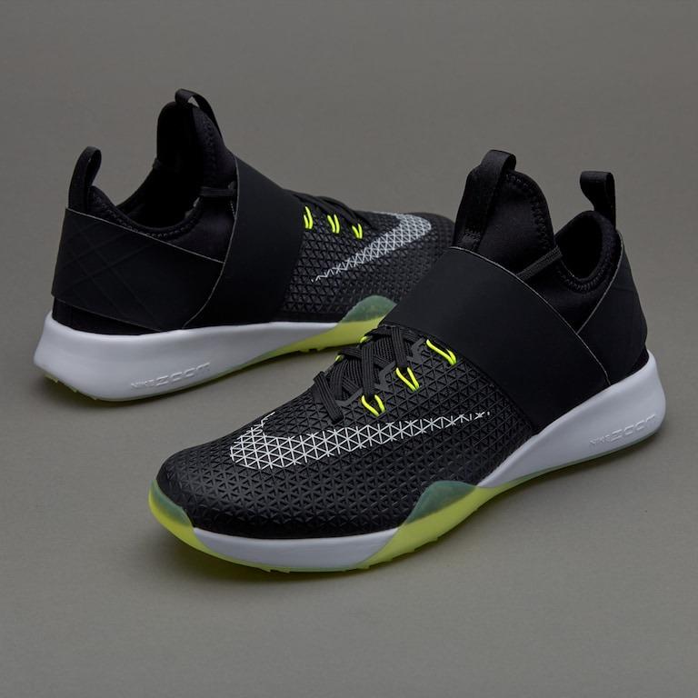 21717a144 zapatillas nike mujer air zoom strong black / crossfit · zapatillas nike  mujer