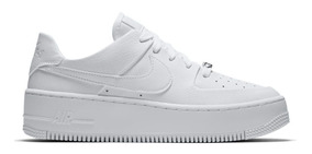 air force 1 mujer blancas altas