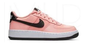 zapatillas nike mujer blancas y rosas