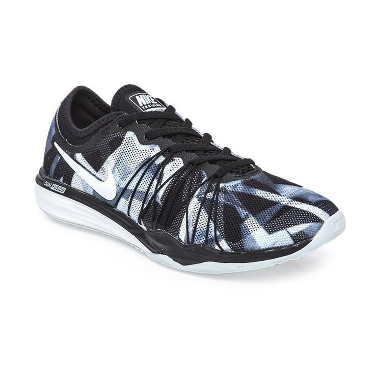 zapatillas nike mujer dual fusion tr hit print