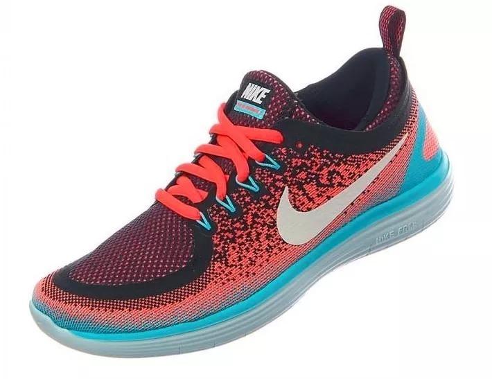 14b0cdeb3b18f Zapatillas Nike Mujer Free Rn (601) Envio Gratis Air Max -   2.499 ...