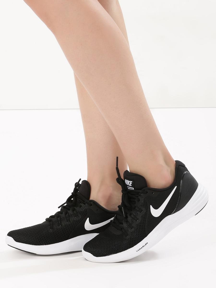 promo code 203ae 1800c zapatillas nike mujer lunar apparent black running correr. Cargando zoom.