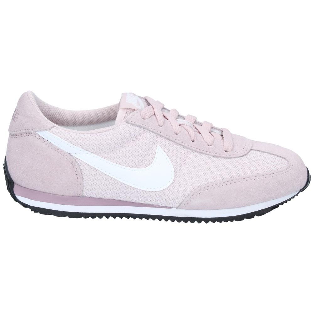 Zapatillas Rosa Blanco Mujer Textile Nike Oceania wkPuOlXZiT