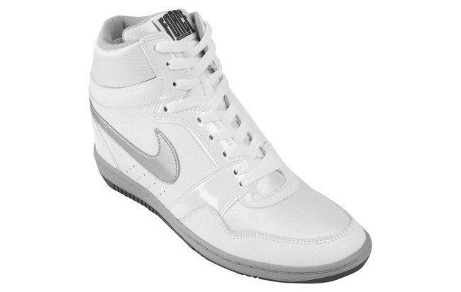 Zapatillas Nike Mujer Originales - Botitas Con Taco Interno ... 2c337c4c780b4