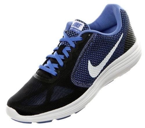 Zapatillas Nike Mujer Revolution 3 Originales Oferta Running