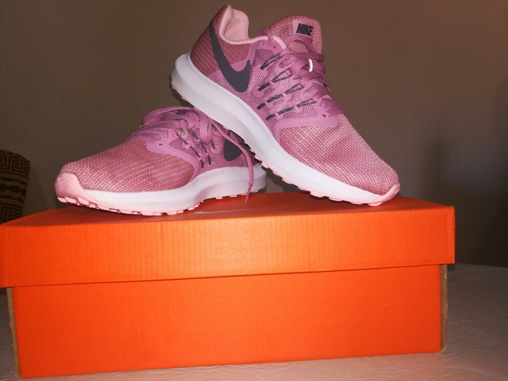 zapatillas nike mujer running rosas