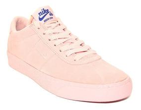 zapatillas nike hombre rosa