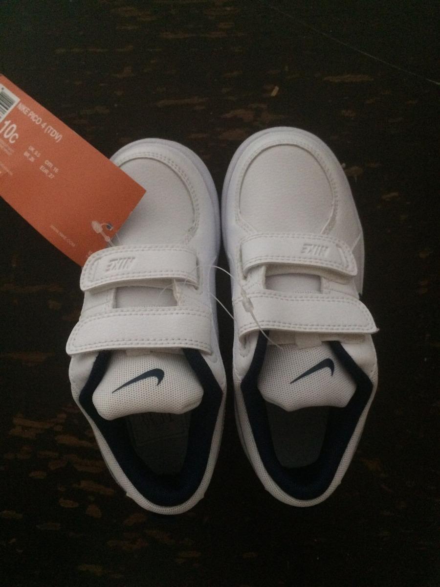 75c6b926c zapatillas nike nene niño blancas 27 nuevas sin uso. Cargando zoom.