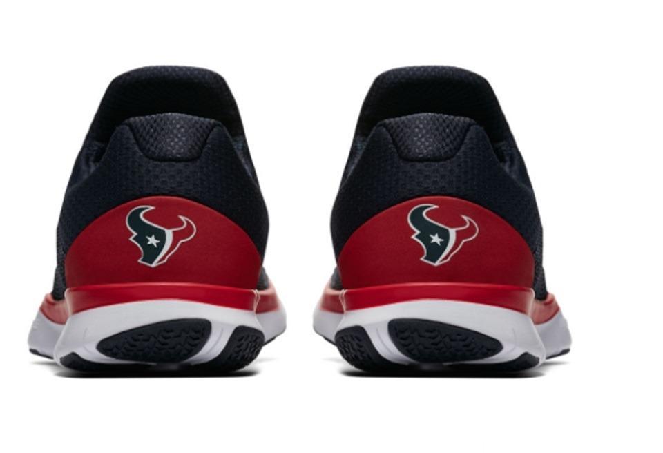 zapatillas nike nfl free trainer houston texans nuevas origi. Cargando zoom.