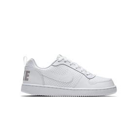zapatillas blancas nike niña
