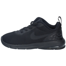 Zapatillas Nike Niño Urbano Air Max Motion Td Negro