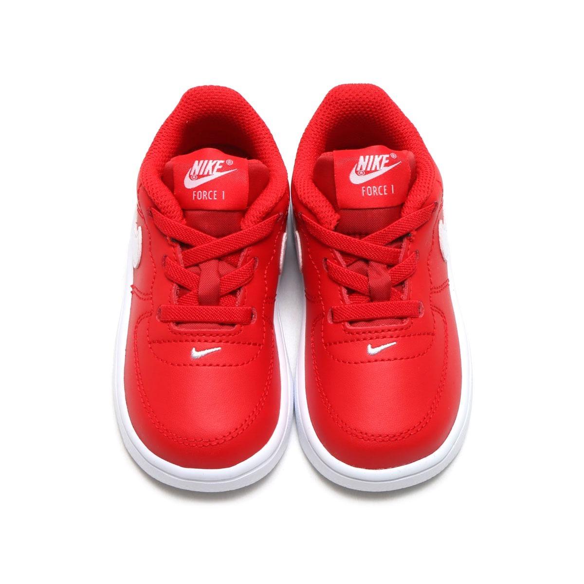 zapatillas niño nike rojas