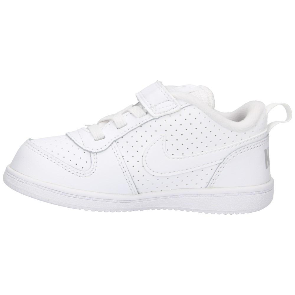 zapatillas blanca niño nike