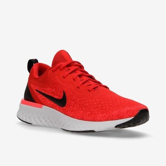 Zapatillas Nike Odyssey React Rojo Hombre Running C/envio