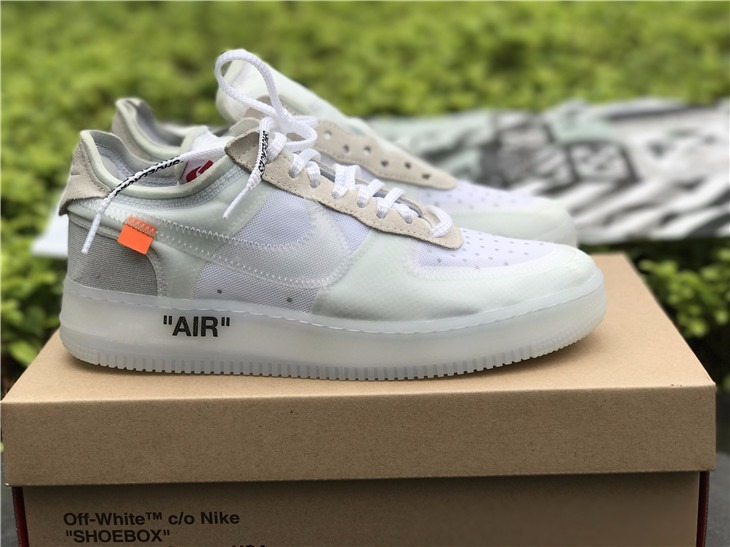 off white nike zapatillas