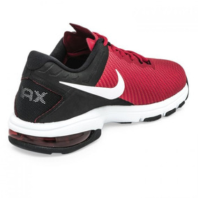 official photos 4b2e5 f1d09 Zapatillas Nike Original Air Max Full Ride Tr 1.5 Rojo