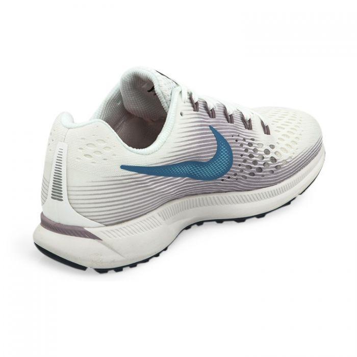 Zapatillas Nike Original Air Zoom Pegasus 34 W Blanco Azul F ... c49efc7aeb9ca