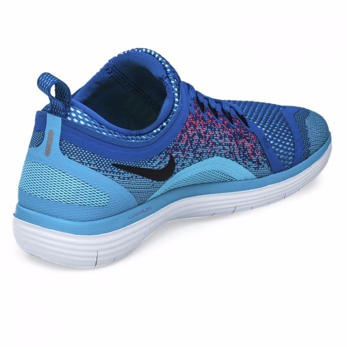 pretty nice 58522 e0c84 zapatillas nike original free run distance 2 azul