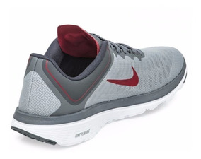 Zapatillas Nike Original Fs Lite Run 4 Gris