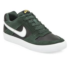 Mercado Skate Deportivas Verde 37 Zapatillas En Nike Chatitas BedCox