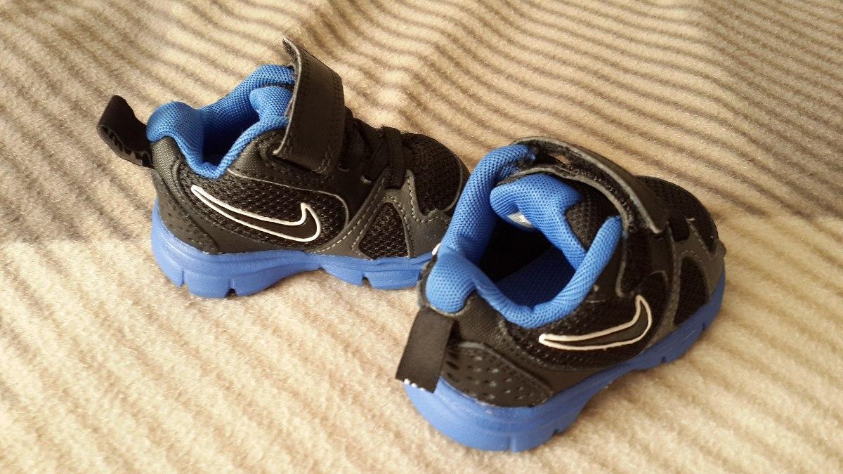 Zapatillas Nike Para Bebe Talla 17 - S/ 80,00 en Mercado Libre