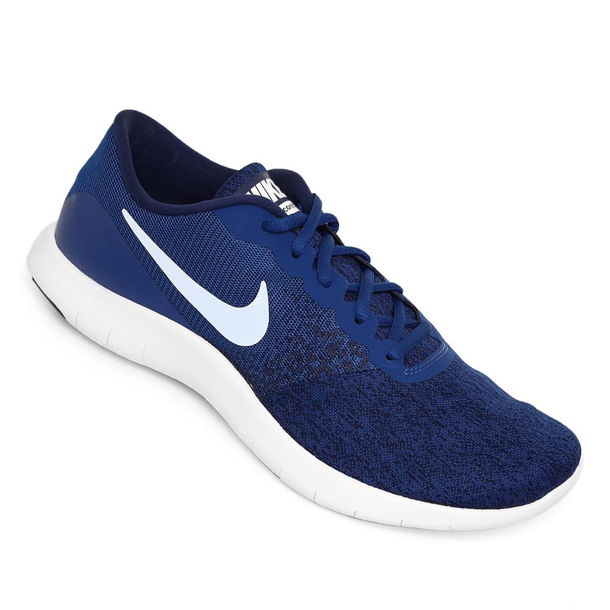zapatillas nike para colegio de chicos flex contact - azul. Cargando zoom. 72daa6c534db1
