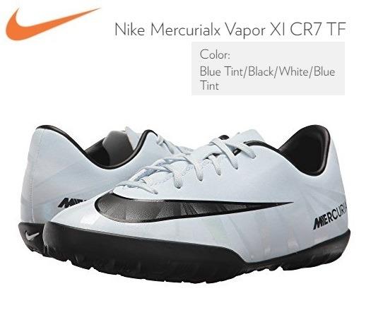 2775d4972 Zapatillas Nike Para Niños Cr7 Nuevas Originales A Pedido - S  350 ...