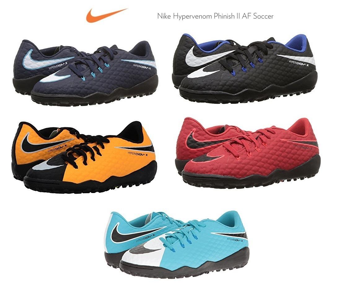 3bc657243 zapatillas nike para niños hypervenom turf nuevas originales. Cargando zoom.