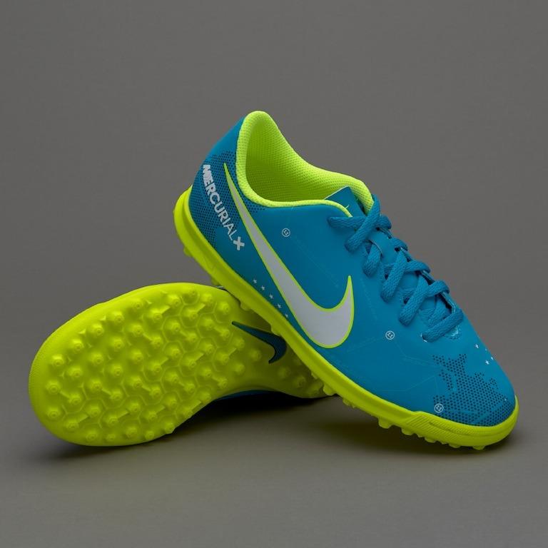c86e9d38eb3d4 Zapatillas Nike Para Niños Vortex Neymar Grass Artificial - S  330 ...