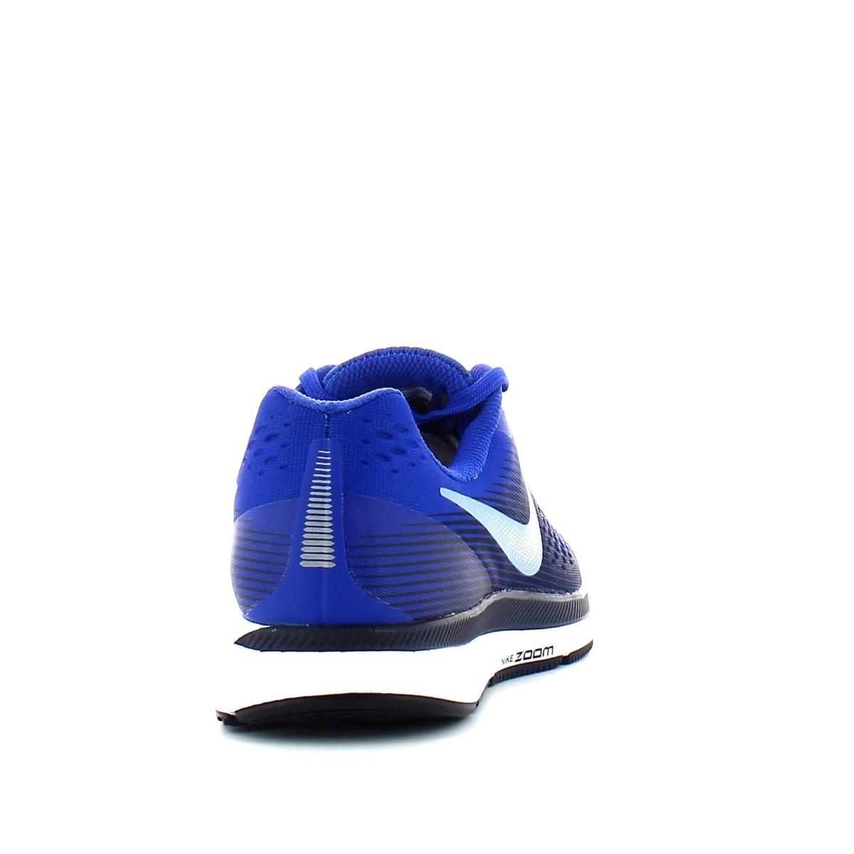 zapatillas azules nike 34