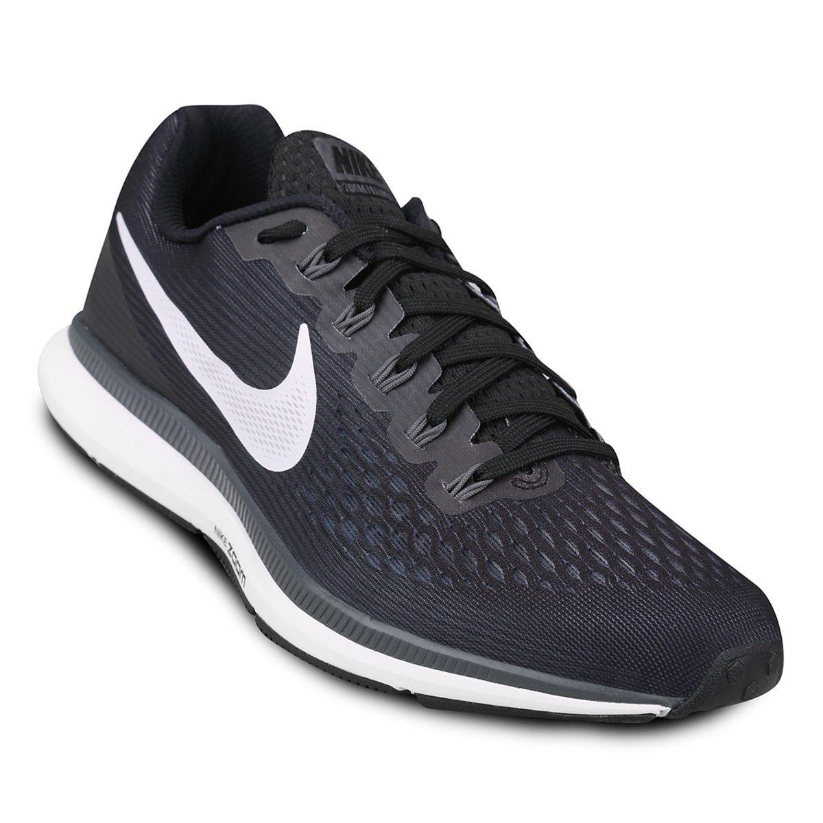 sports shoes e7c6a 8794a zapatillas nike pegasus 34 hombre running negro liquido!! Cargando zoom.