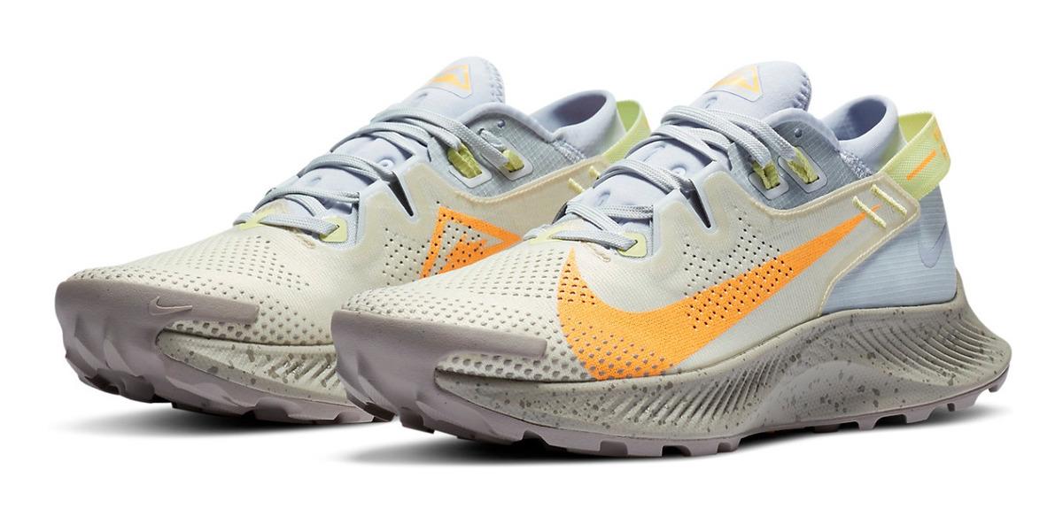 Zapatillas Nike Pegasus Trail 2 Mujer Running Originales